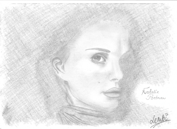 Natalie Portman by -lembi-